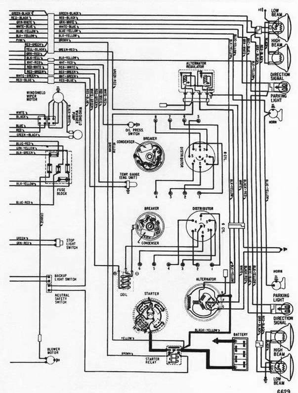Download 1974 Monte Carlo Starter Wiring Diagram Picture